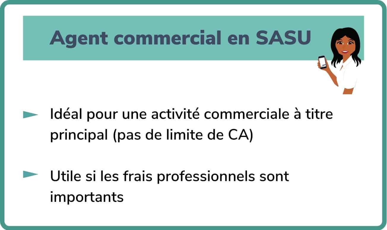 agent commercial sasu