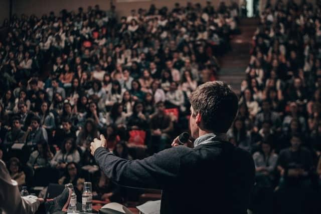 Discours Assemblée générale d'association