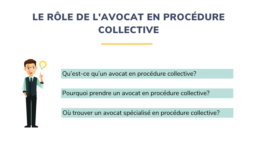 avocat prodécure collective