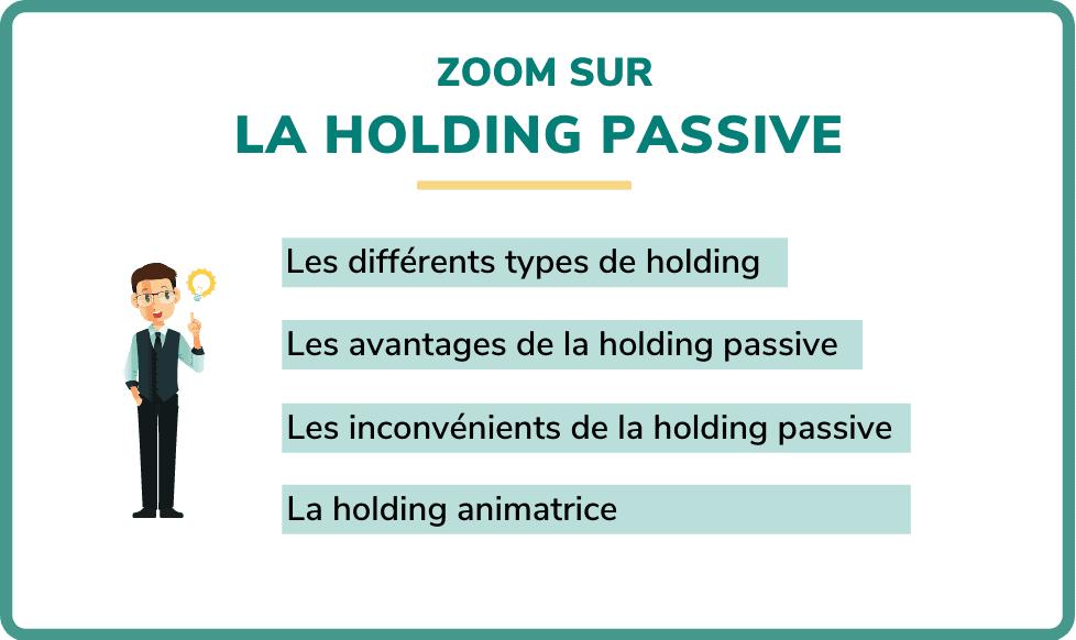 holding passive