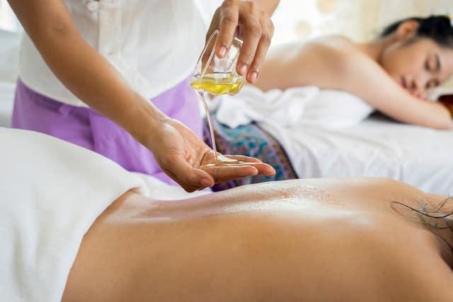 Auto-entrepreneur massage bien-être
